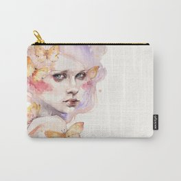 All A Flutter Carry-All Pouch