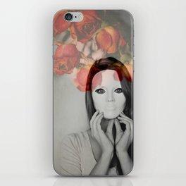 Queen of Roses iPhone Skin