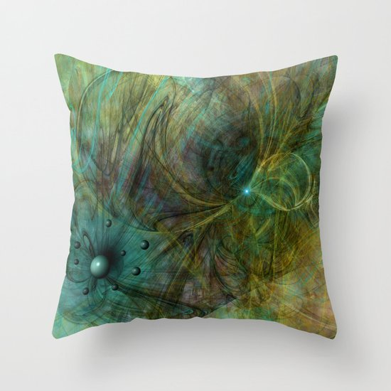 MAGICAL MYSTERY Throw Pillow