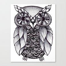 it's a hoot Canvas Print