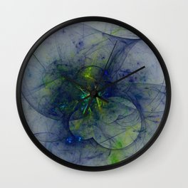 Mafdet's Claw Wall Clock