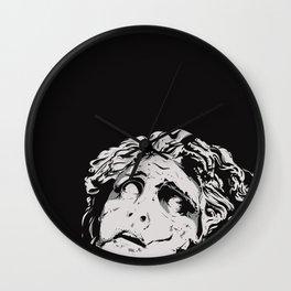 NoMercy Wall Clock