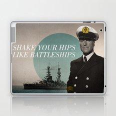 Battleship Laptop & iPad Skin