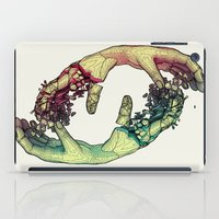lovers iPad Cases featuring Lovers by FalcaoLucas