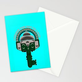 KEY to LUCK Stationery Cards