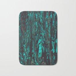 Paint texture ( cracked ) Bath Mat