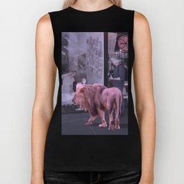 Searching the Beauty. African Invasion Biker Tank