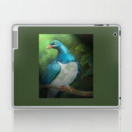 NZ Native Pigeon Kereru Laptop & iPad Skin