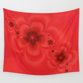 Remembrance Fractal Wall Tapestry