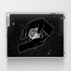 Hold the Moon Laptop & iPad Skin
