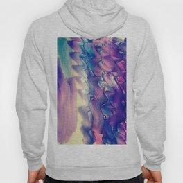 Ocean Waves Acrylic Hoody