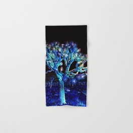 Joshua Tree VG Hues by CREYES Hand & Bath Towel