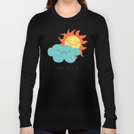 Siempre sale el sol Long Sleeve T-shirt