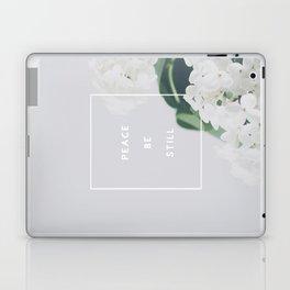 Peace, Be Still Laptop & iPad Skin