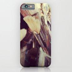 Paintbrush Heaven Slim Case iPhone 6s