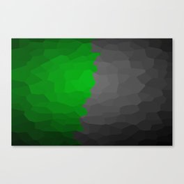 Two colors x1000 Canvas Print