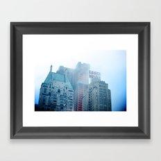 Essex Hotel Framed Art Print