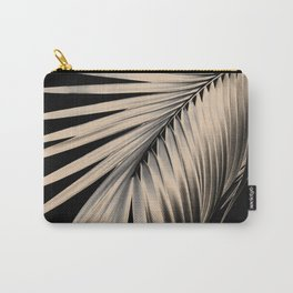 Palm Leaf Dream #1 #tropical #decor #art #society6 Carry-All Pouch