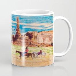 Southwest Native Americans Coffee Mug