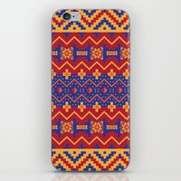 native iPhone & iPod Skins featuring Native by Arcturus