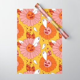 Daisyween Wrapping Paper