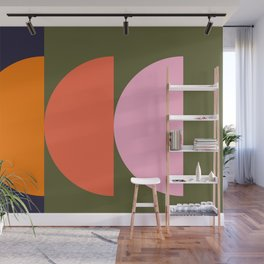 Spring- Pantone Warm color 03 Wall Mural