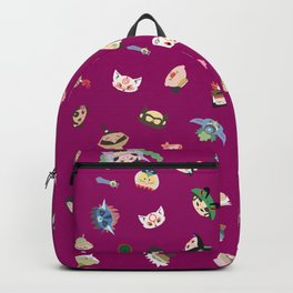 A Mix of Okami Backpack