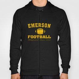 EMERSON FOOTBALL Mens Hoody