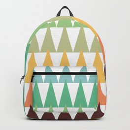 Colorful Corn Mountains Backpack