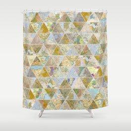 LOST & FOUND Shower Curtain