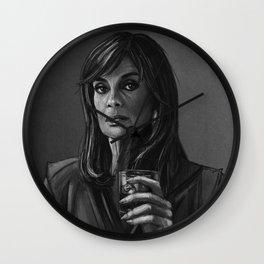 DALLAS - SUE ELLEN EWING Wall Clock