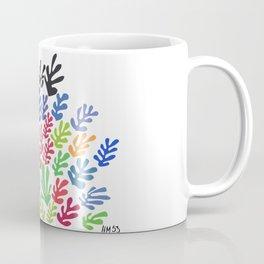 La Gerbe by Matisse Coffee Mug