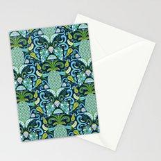 Ambrosia Blue Stationery Cards