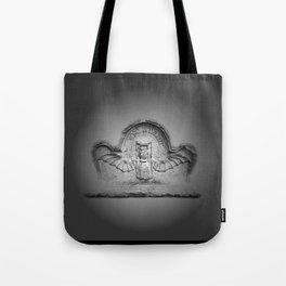 Flying hourglass Tote Bag