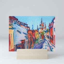 San Miguel De Allende Mini Art Print