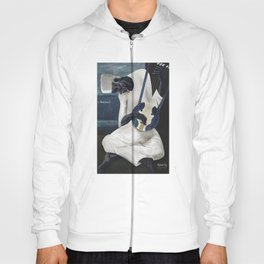 The old Tambour Player Hoody