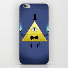 Evil Dorito iPhone Skin