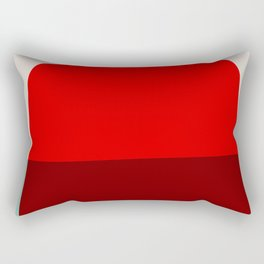 Mid Century Minimal 7 Rectangular Pillow