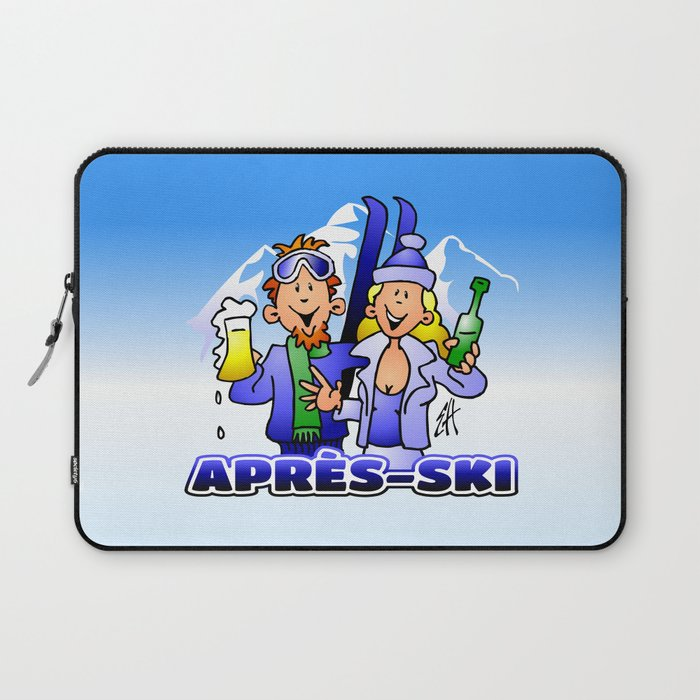 Après-ski Laptop Sleeve