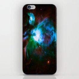 Deep Dark Orion NeBuLa : Hauntingly Beautiful Space Series iPhone Skin