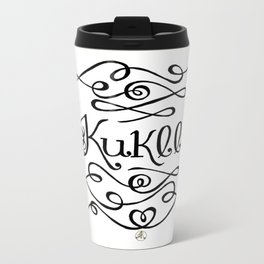 Kuklla Metal Travel Mug