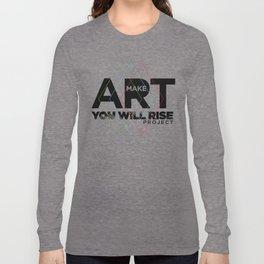 Make Art Long Sleeve T-shirt