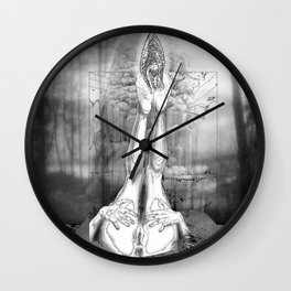 The constellation erotique 0055 Wall Clock