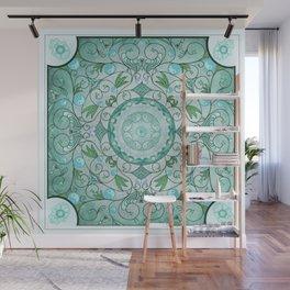 Balance of Nature Healing Mandala Wall Mural