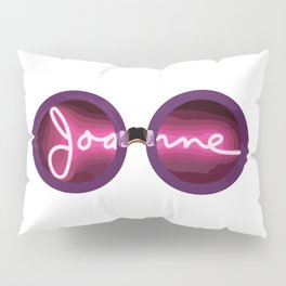 Joanne's Glasses Pillow Sham