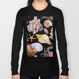 Sea Life Pattern 12 Long Sleeve T-shirt