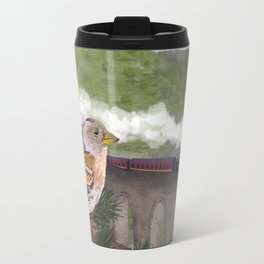 The Flying Car Travel Mug