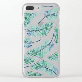 Palms #society6 #decor #buyart Clear iPhone Case