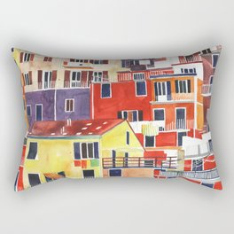 Cinque Terre vol 3 Rectangular Pillow