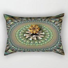 Magic movement of patterns Rectangular Pillow